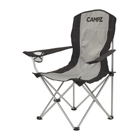 CAMPZ Chair Camp Stool black